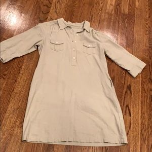 Size small Khaki dress Old Navy